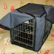 Чехол на клетку для собак