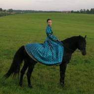 Платье для кюра